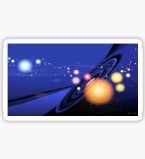 Love Universe Sticker