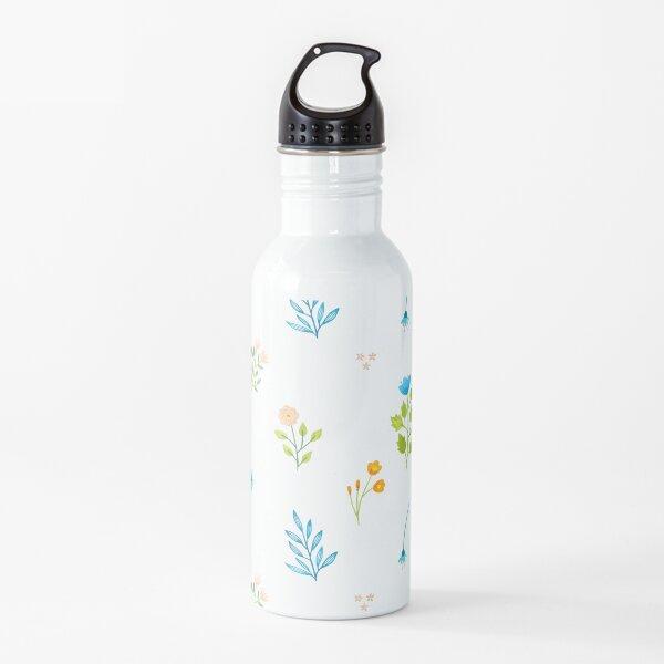 Summer field Water Bottle