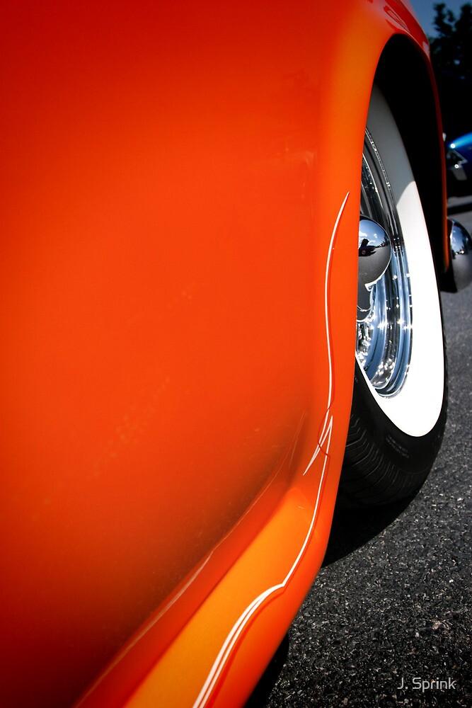 '48 Cadillac by J. Sprink