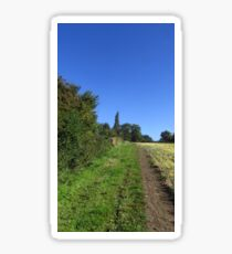 English Countryside Sticker
