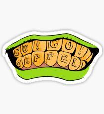 GO! GO! ZEPPELI! Sticker