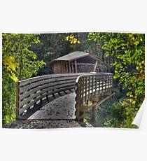 Bridgton ME, Bridge Poster