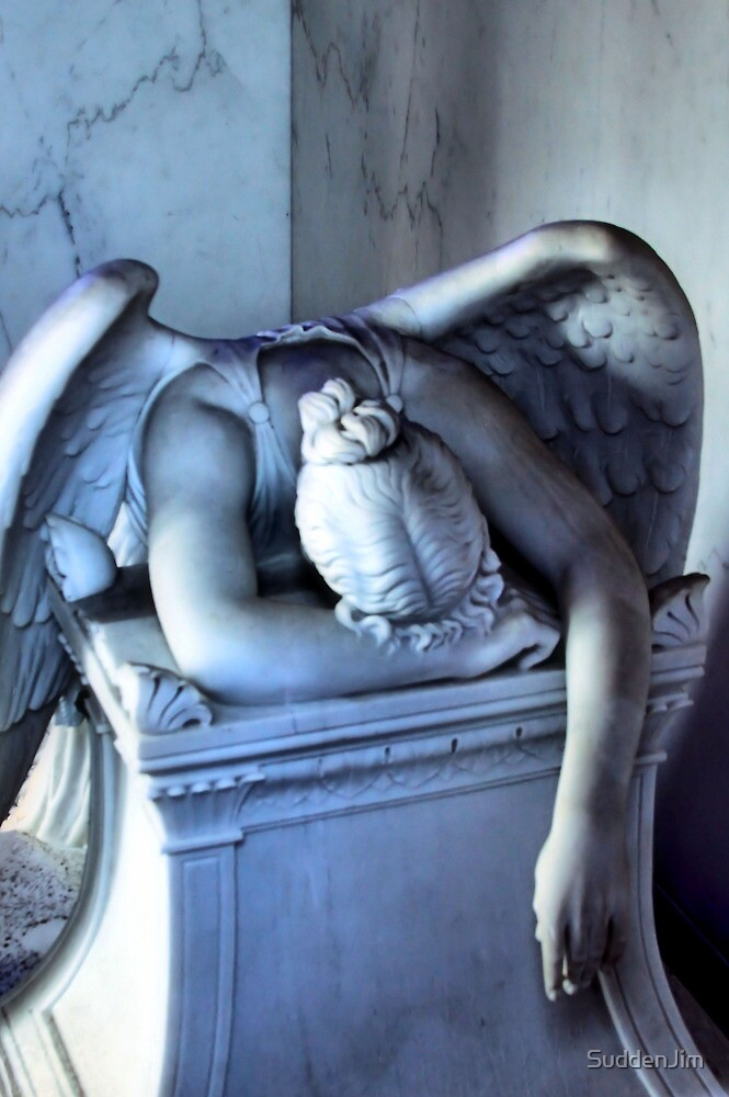 An Angel Wept by SuddenJim