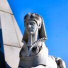 The Sphinx by SuddenJim
