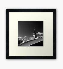 Rīgas Doms | The Riga Dom Framed Print