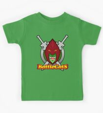 The Mighty Battlecats Kids Tee