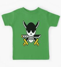 Zoro's Jolly Roger Kids Clothes