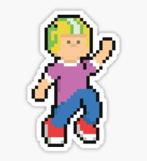 Commander Keen Sticker