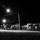 Sleeping Trucks by Lachlan Kent