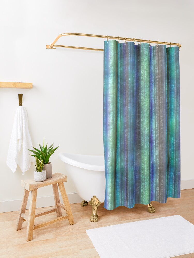 Alternate view of Candy Shower Curtain