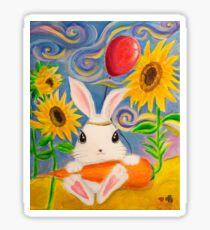 Dreamland Bunny Sticker