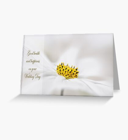 Cosmos dream Greeting Card