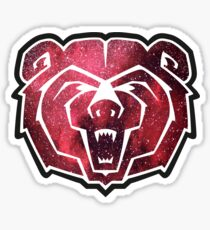 Missouri State Bears Sticker