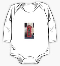 Phone Booth One Piece - Long Sleeve