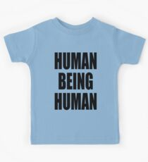 Human Being Human Kids Clothes