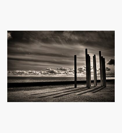 Pillars of the forth Photographic Print