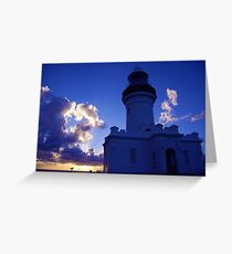 Byron Lighthouse III Greeting Card