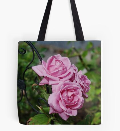Autumn Roses Tote Bag