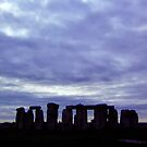 Stonehenge by bryanhibleart