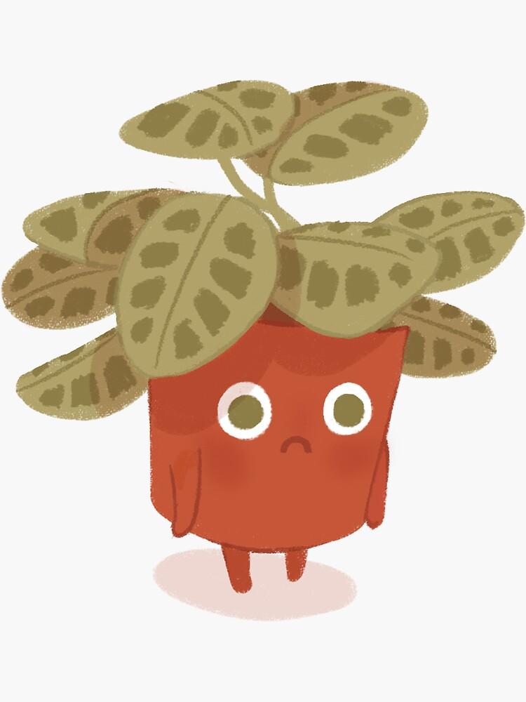 Sad Plant by realactualmorg
