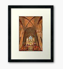 St John's Cathedral • Brisbane • Australia Framed Print