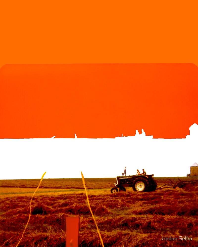 Imprint of an Iowa Field by Jordan Selha