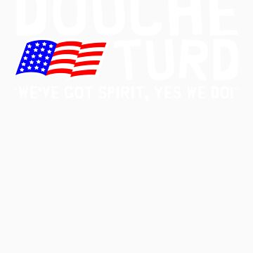 Vote Douche and Turd 2012 by trekvix