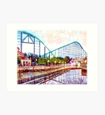 """Kennywood Park"" Art Print"