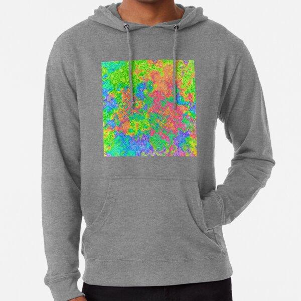 Abstract pattern Lightweight Hoodie