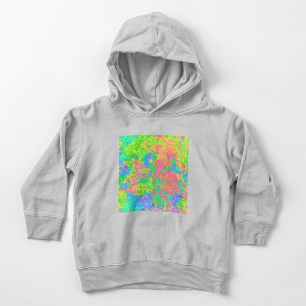 Abstract pattern Toddler Pullover Hoodie