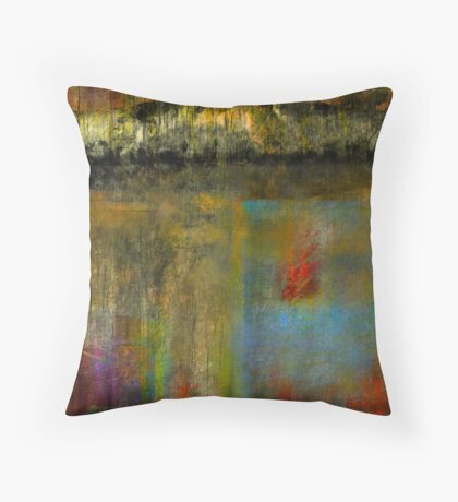 Heart of Bayou Country Throw Pillow