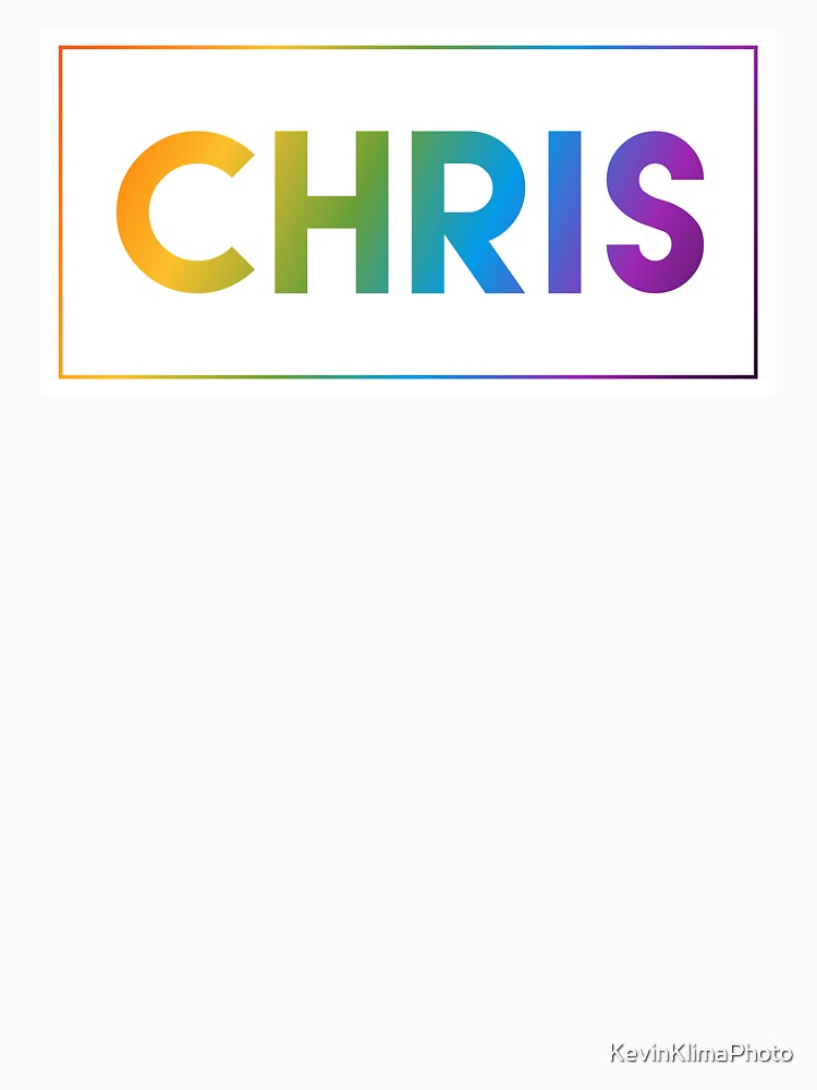 Chris - Pride Edition by KevinKlimaPhoto