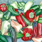 Peppers Potpourri by clotheslineart