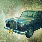 Old Havanna Car Sedan  by anjafreak