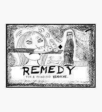 Medicinal Remedy Photographic Print