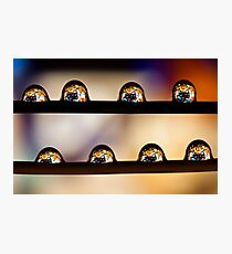 A Treasure Of Dice And Gems Photographic Print