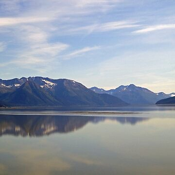 Turnagain Arm Reflections by bobmeyers