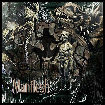 "MANFLESH - ""Unleash the beast"" by godisnowhere666"