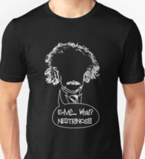 """Hence the word """"theory"""" Unisex T-Shirt"""
