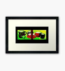 Kitchenware Framed Print