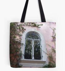 Window On Cap Ferrat Tote Bag