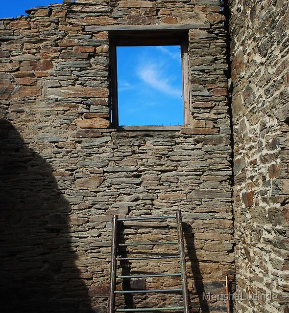 My Favourite Window by MerishaLucinde