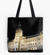 Quebec Parliament. Tote Bag