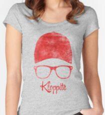 Kloppite Women's Fitted Scoop T-Shirt