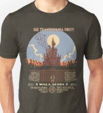 See Castlevania First! T-Shirt