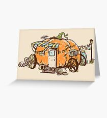 Riches to Rags Greeting Card