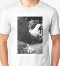 graveyard scene T-Shirt