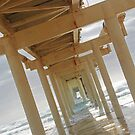 Fingal Sand-pumping Jetty by tidalcreations