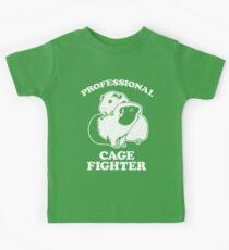 Professional Cage Fighter Kinder T-Shirt