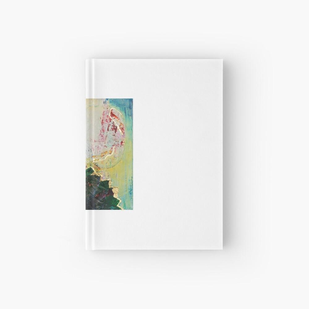 lotus Hardcover Journal